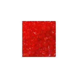 eurosand eurosand sassi di vetro rosso 4-10 mm (1kg)