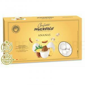 maxtris maxtris ananas - confetti 1 kg
