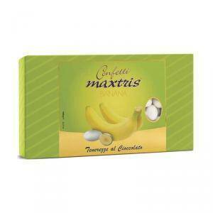 maxtris maxtris banana - confetti 1 kg