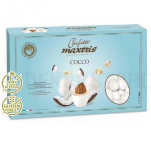 maxtris maxtris cocco - confetti  1 kg