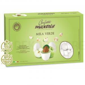 maxtris maxtris mela verde - confetti  1 kg