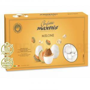 maxtris maxtris melone - confetti  1 kg