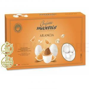 maxtris orange - confetti  1 kg