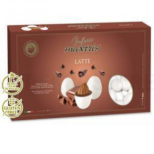 maxtris latte (gold) - confetti  1 kg
