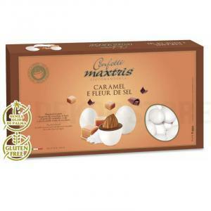maxtris maxtris caramel and fleur de sel - confetti 1 kg