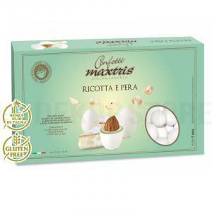 maxtris ricotta e pera - confetti  1 kg