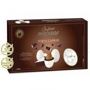 maxtris maxtris torta caprese - confetti  1 kg