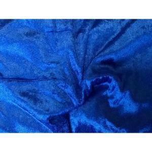 velluto (140 x 300cm) blu