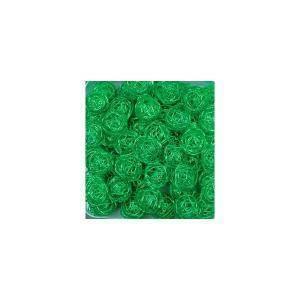 eurosand eurosand sfera filo metallico verde da 30 mm (20 pz)