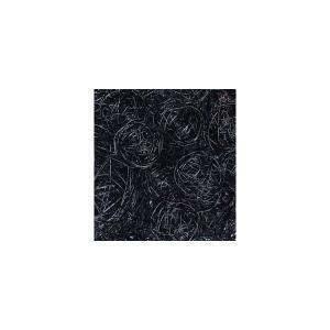 eurosand sfera filo metallico nero da 30 mm (20 pz)