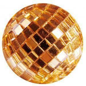 eurosand eurosand sfere di specchio arancio 20mm (30pz)