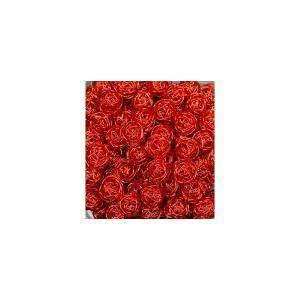 eurosand eurosand sfera filo metallico rosso da 50 mm (8 pz)