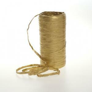 poly raphia (15mm x 200mt) oro