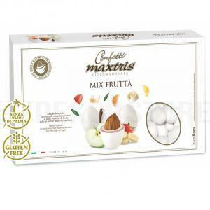 maxtris frutta - confetti  1 kg