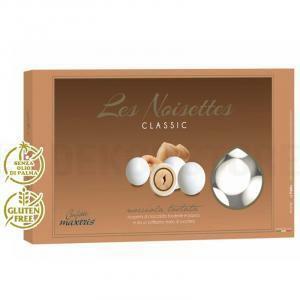 maxtris maxtris praline delizie tonde colore bianco - les noisettes (1kg)