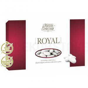 maxtris confetti mandorle spagnole 40 - royal (300pz)