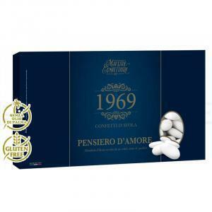 maxtris maxtris mandorla avola 38 - confetti pensiero d'amore (280pz)