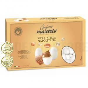 maxtris maxtris sfogliatella napoletana - confetti  1 kg