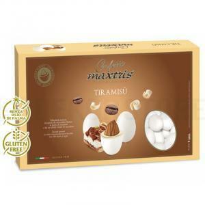 maxtris tiramisu' - confetti 1 kg