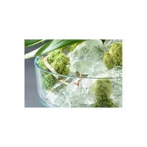 eurosand eurosand sassi di vetro - naturale - 25-30mm (1kg)