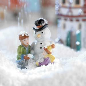 eurosand eurosand fiocchi di neve artificiale