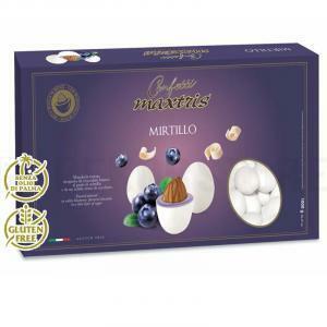 maxtris mirtillo - confetti  1 kg