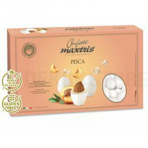 maxtris maxtris pesca - confetti  1 kg