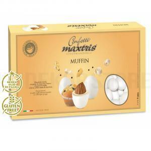 maxtris maxtris muffin - confetti  1 kg