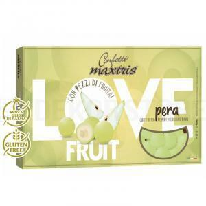 maxtris maxtris pera - love fruit confetti  1 kg