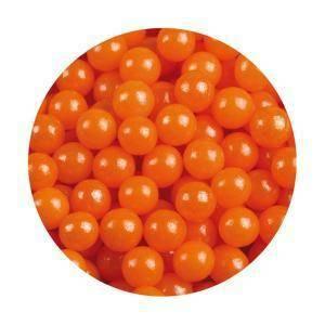 maxtris perline sferiche gloss arancio  1 kg