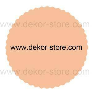 velo di fata cipria (24 cm x 50 pz)
