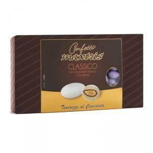 maxtris classico lilla - confetti  1 kg