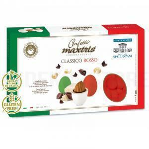 maxtris maxtris classico rosso - confetti 1 kg