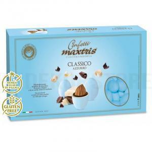 maxtris classico azzurro - confetti 1 kgdekor-store
