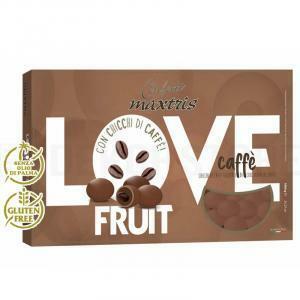 maxtris maxtris caffe'- love fruit - confetti  1 kg