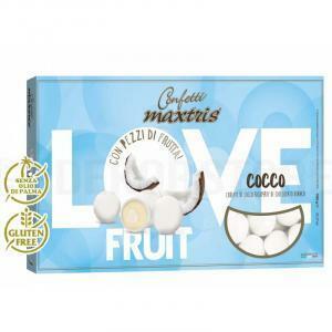 maxtris maxtris cocco - love fruit confetti  1 kg