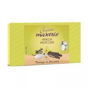 maxtris vaniglia pasticcera - confetti  1 kg