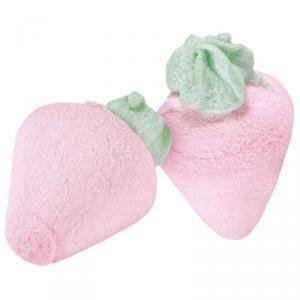 bulgari fragole rosa - 900gr marshmallow