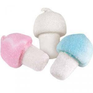 bulgari funghi mini - 900gr marshmallows bulgari