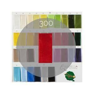 mabella mabella nastro rosso 25mm x 25mt - animato -  2030 col.300