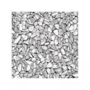 eurosand eurosand ghiaia 6-8 mm - argento (1kg)
