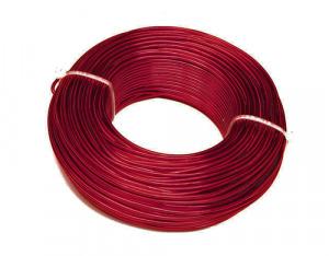 alluminio rosso scuro 2 mm x 12 metri