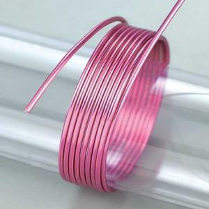 alluminio rosa 2 mm x 12 metri