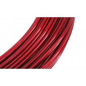 alluminio rosso 2 mm x 12 metri