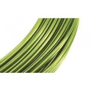 alluminio verde chiaro 2 mm x 12 metri
