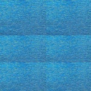 carta crespata metallizzata blu professionale da 180gr (50 x 250cm)