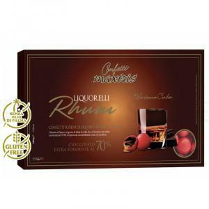 maxtris wedding rhum liquorelli - 500 gr