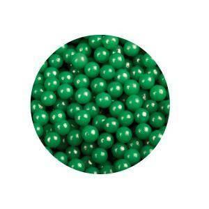 maxtris maxtris perline sferiche gloss verde scuro  1 kg