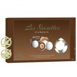 maxtris maxtris les noisettes gianduia - confetti 1kg