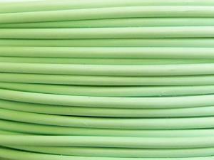 alluminio verde menta pastello 2 mm x 12 metri